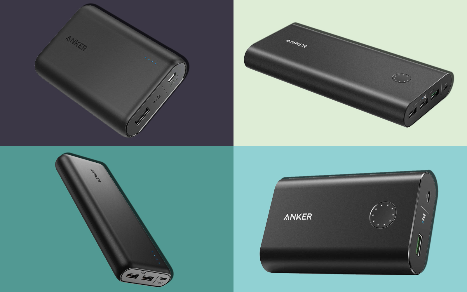 The Best Portable Phone Chargers on Amazon — and How to Know Which One to Buy for Your Needs