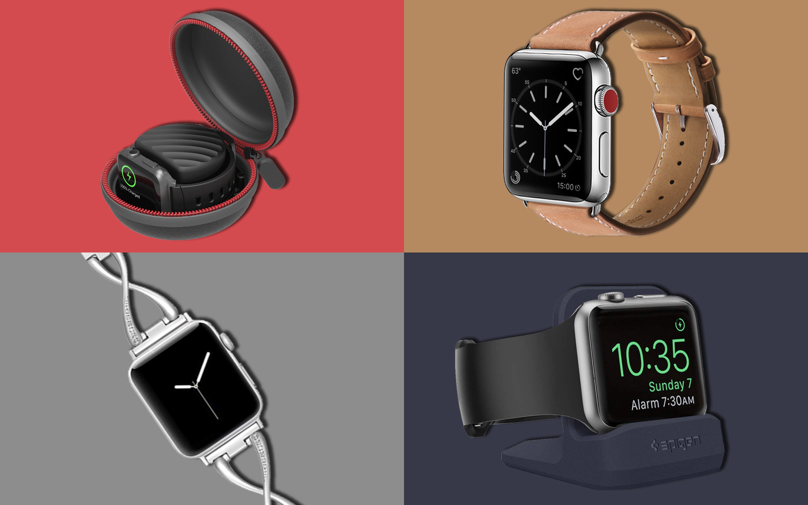 The Best Apple Watch Accessories You Can Get on Amazon