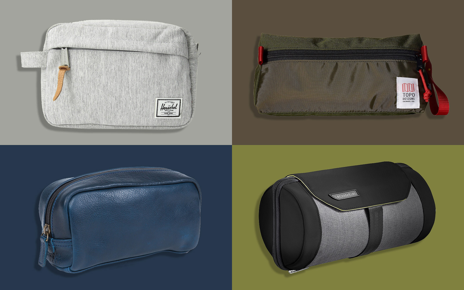 d294884ed6 The Best Dopp Kits to Keep Your Toiletries Organized