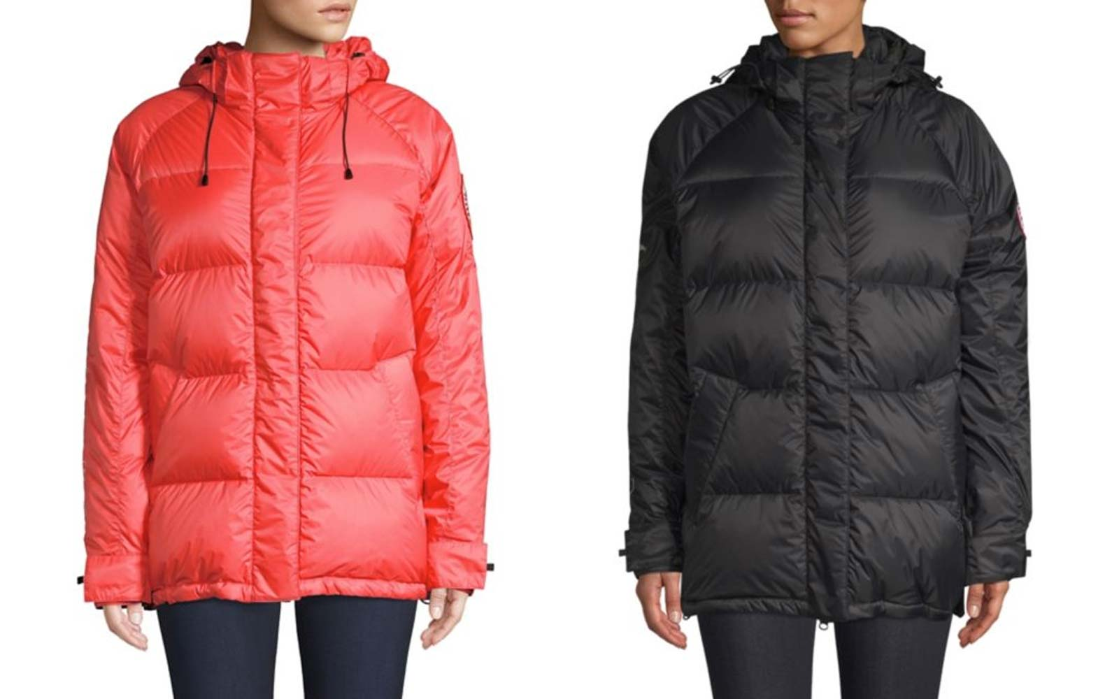 I Tried Canada Goose's Newest Jacket and I'll Never Buy Another Winter Coat Again