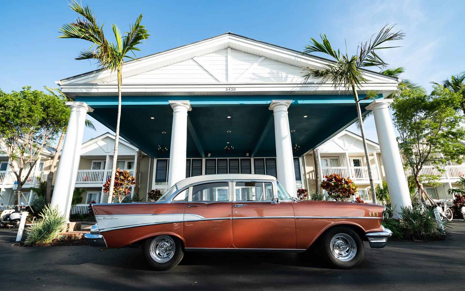This Cuban-inspired Hotel in Key West is Offering Day Trips to Havana