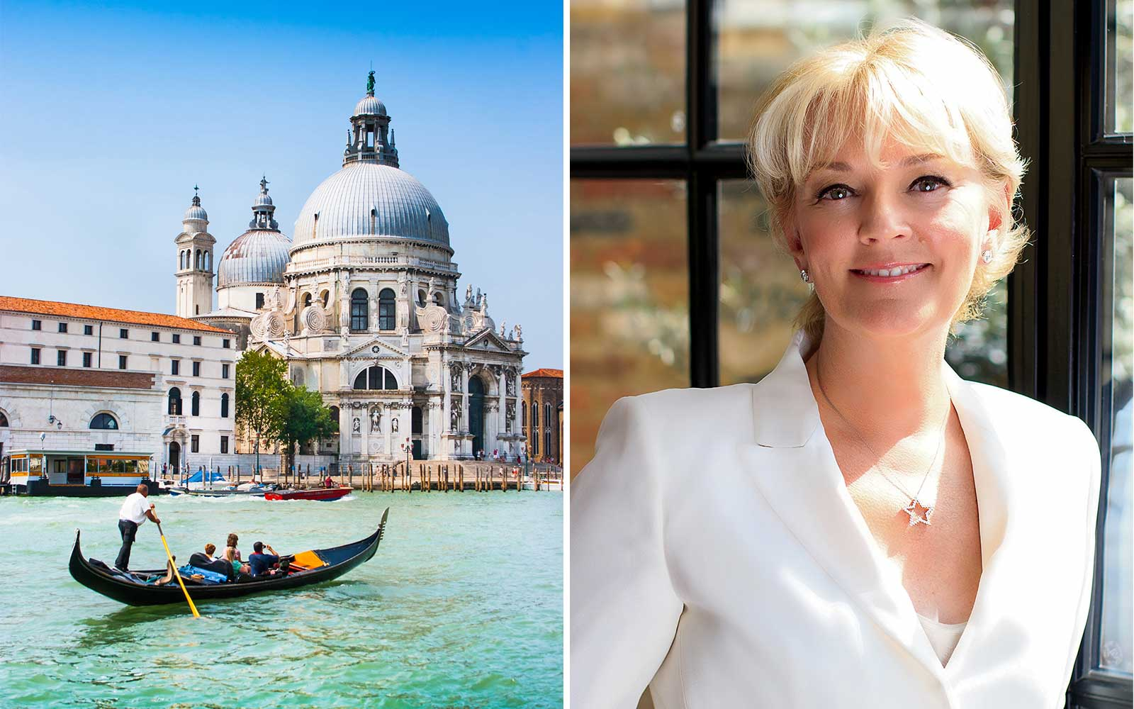 Perfumer Jo Malone Shares Her Family-friendly Venice Itinerary — and Her Best Tips for Finding Cheap Eats