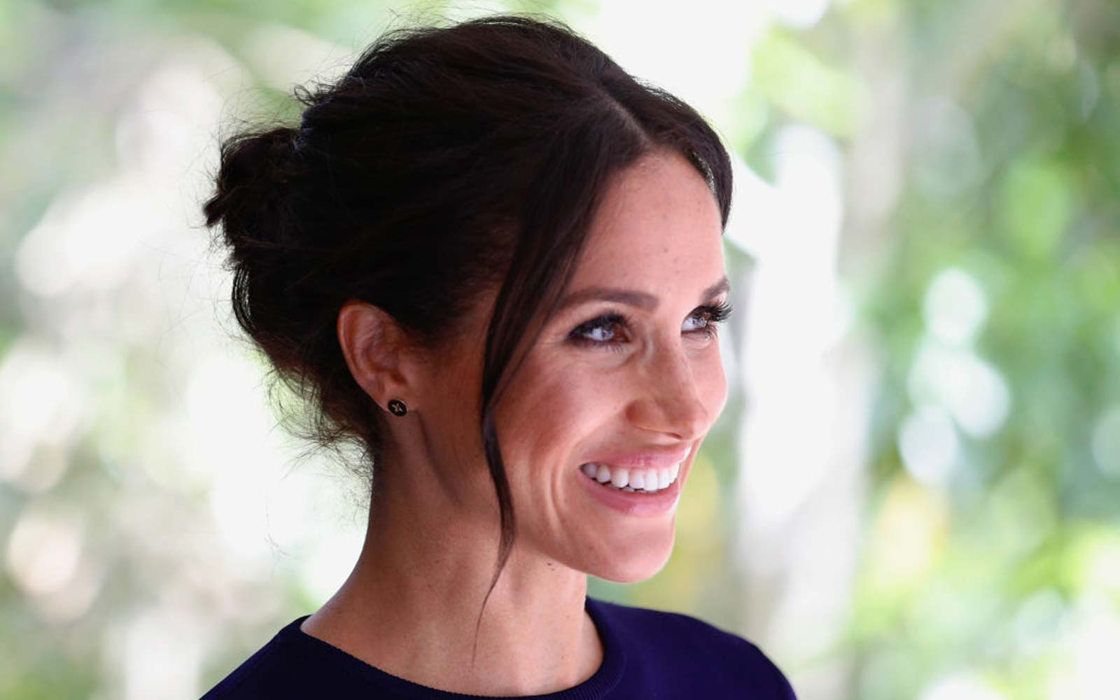 Meghan, Duchess of Sussex visits the National Kiwi Hatchery at Rainbow Springs