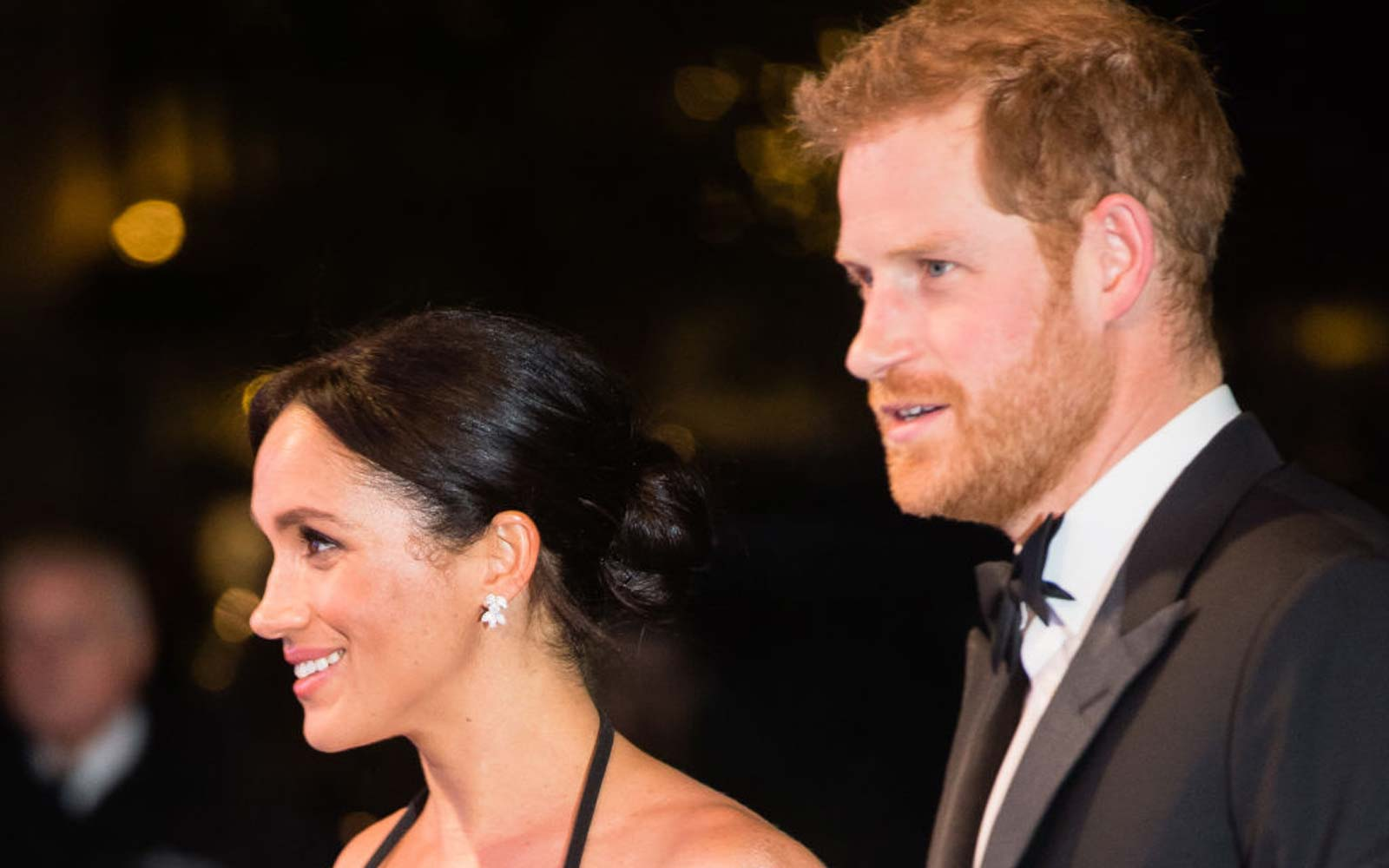 Meghan Markle and Prince Harry Just Quietly Hung Out With Adele