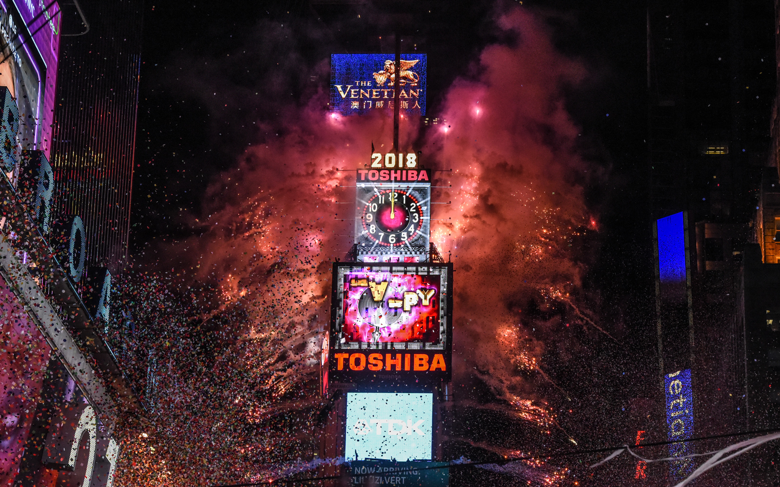 This Over-the-top New Year's Eve Party Is on a Rooftop Just 150 Feet From the Ball Drop in Times Square — and Tickets Are $125,000