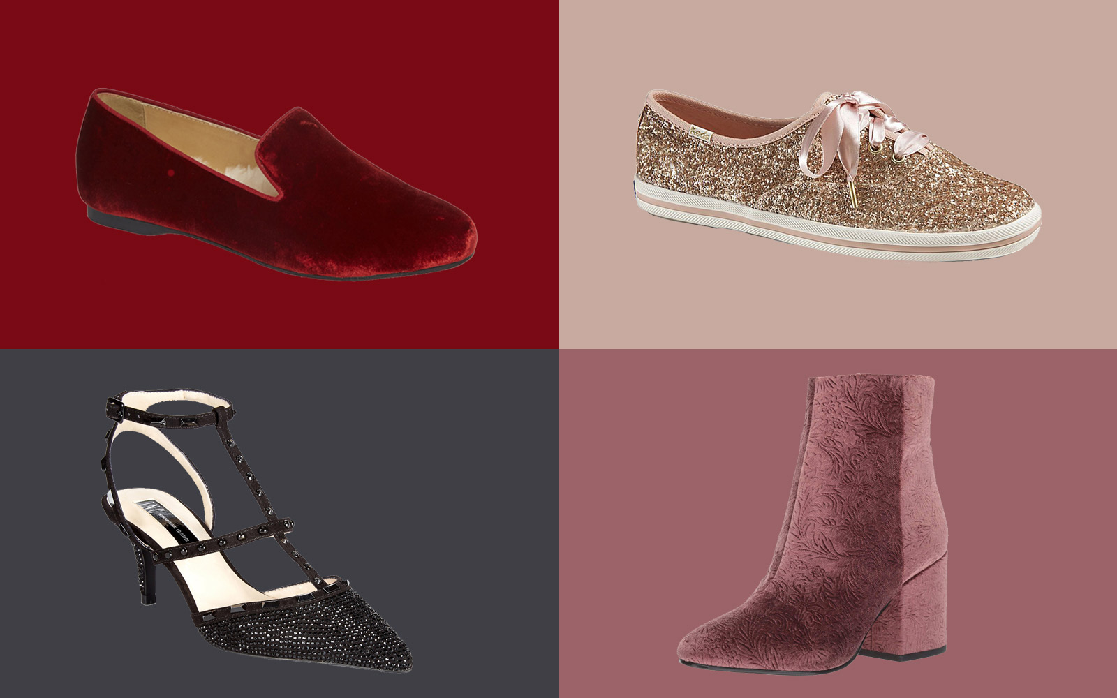 The Best Comfort Footwear for New Year's Eve — Heels, Boots, Even Sneakers