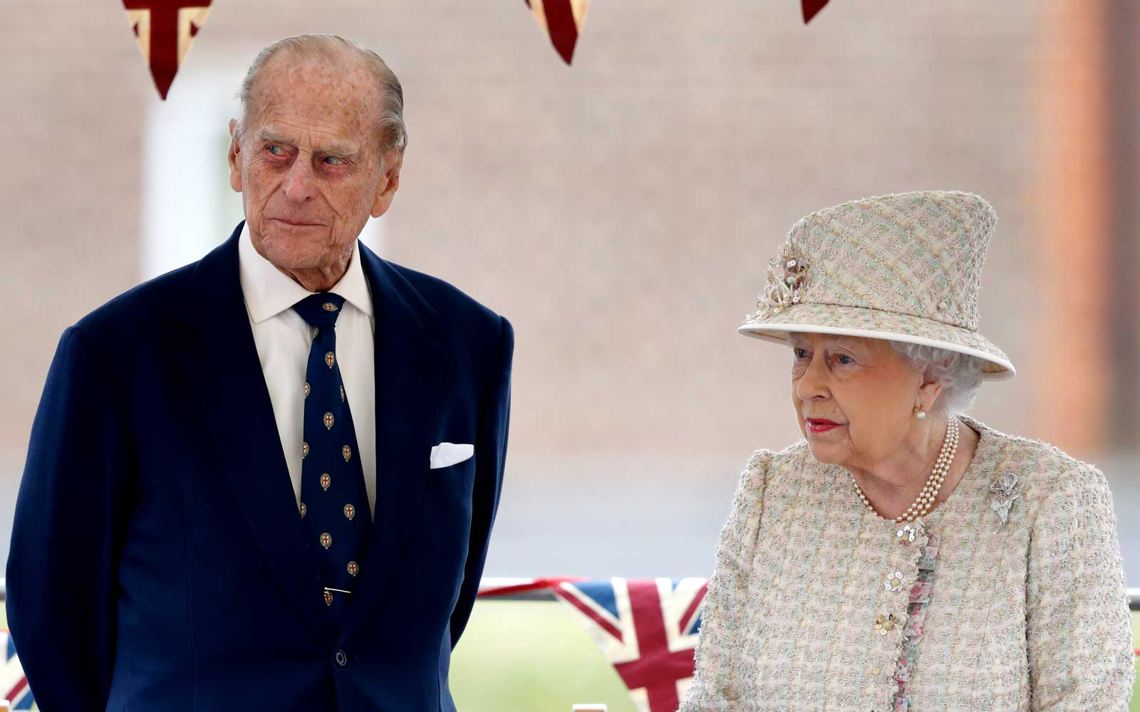 The Queen & Duke Of Edinburgh Visit Pangbourne College To Celebrate It's Centenary