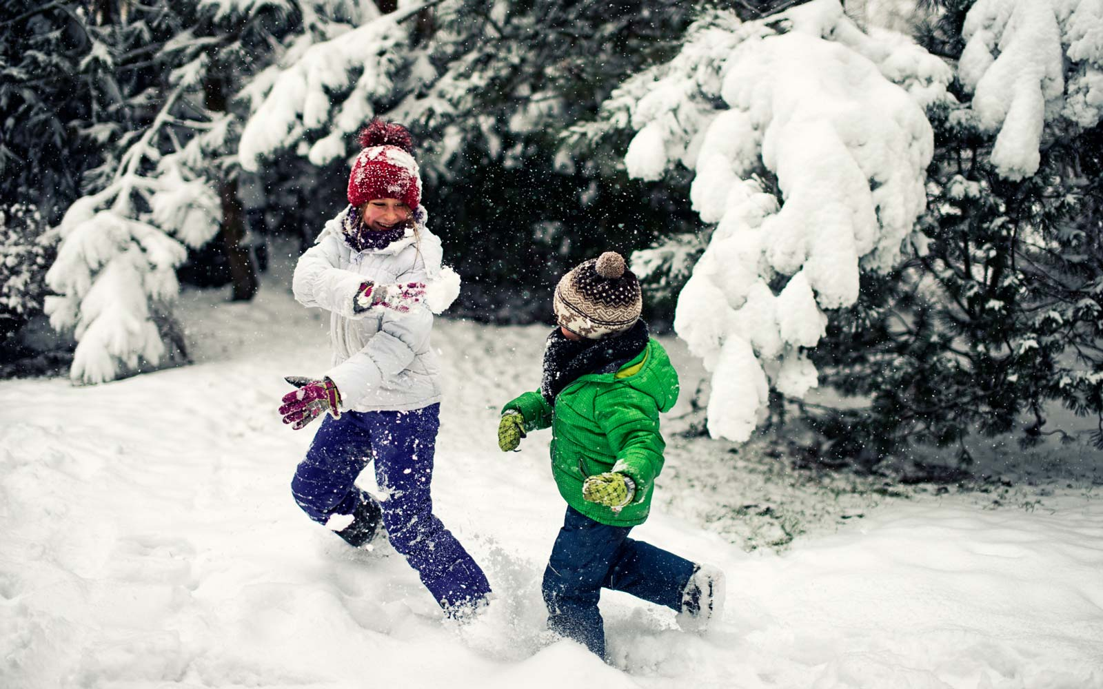 This Town's 98-year Snowball Fight Ban Was Just Overturned — by a 9-year-old Boy