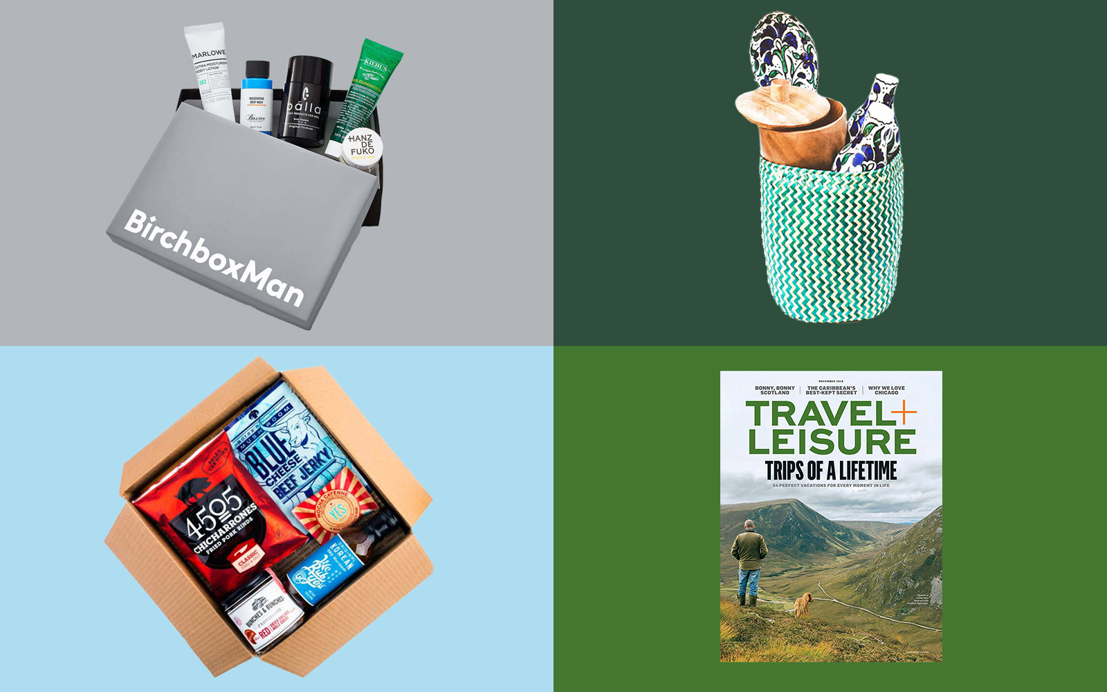 The Best Subscription Gifts for Travelers