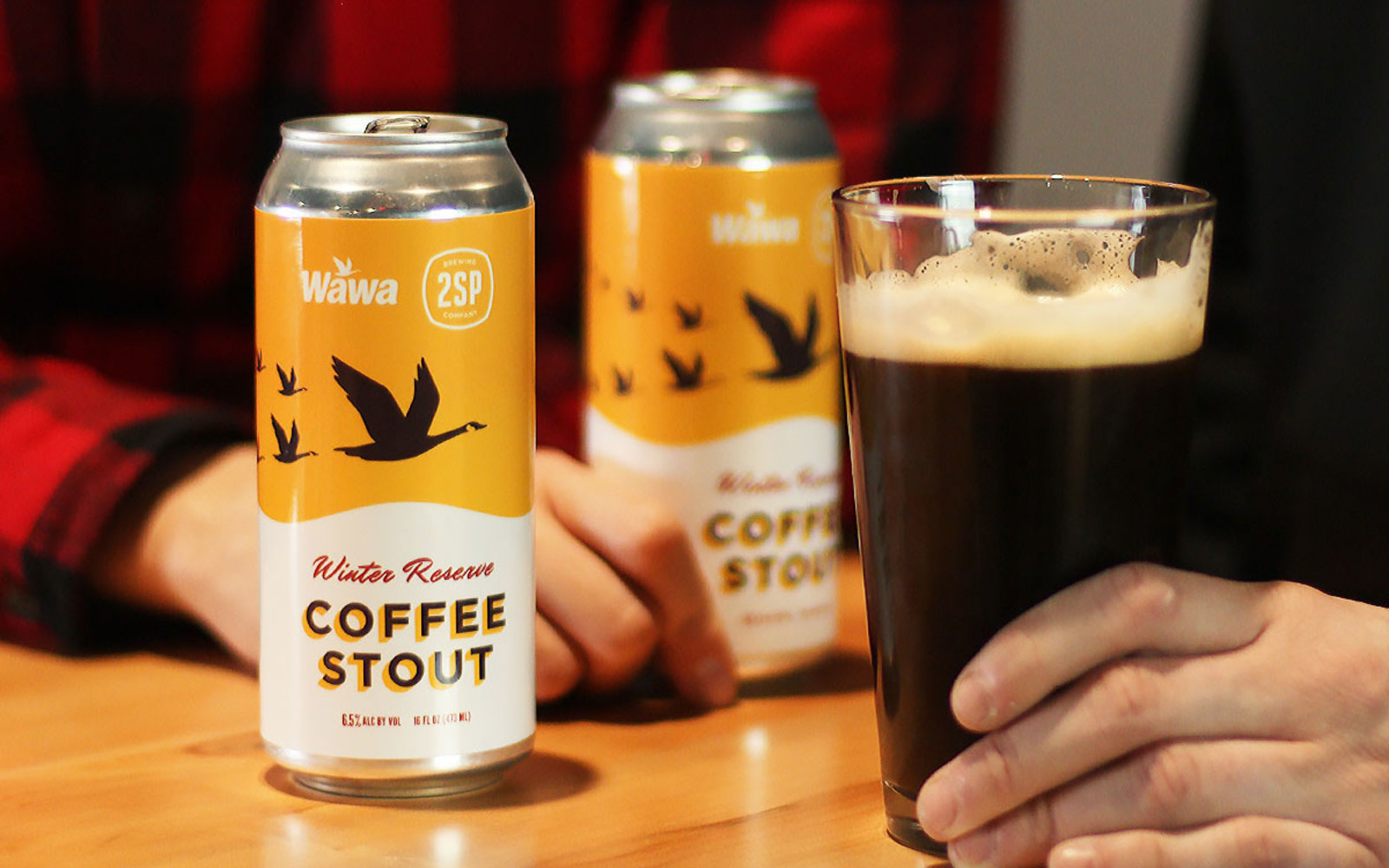 Wawa & 2SP Beer Collaboration