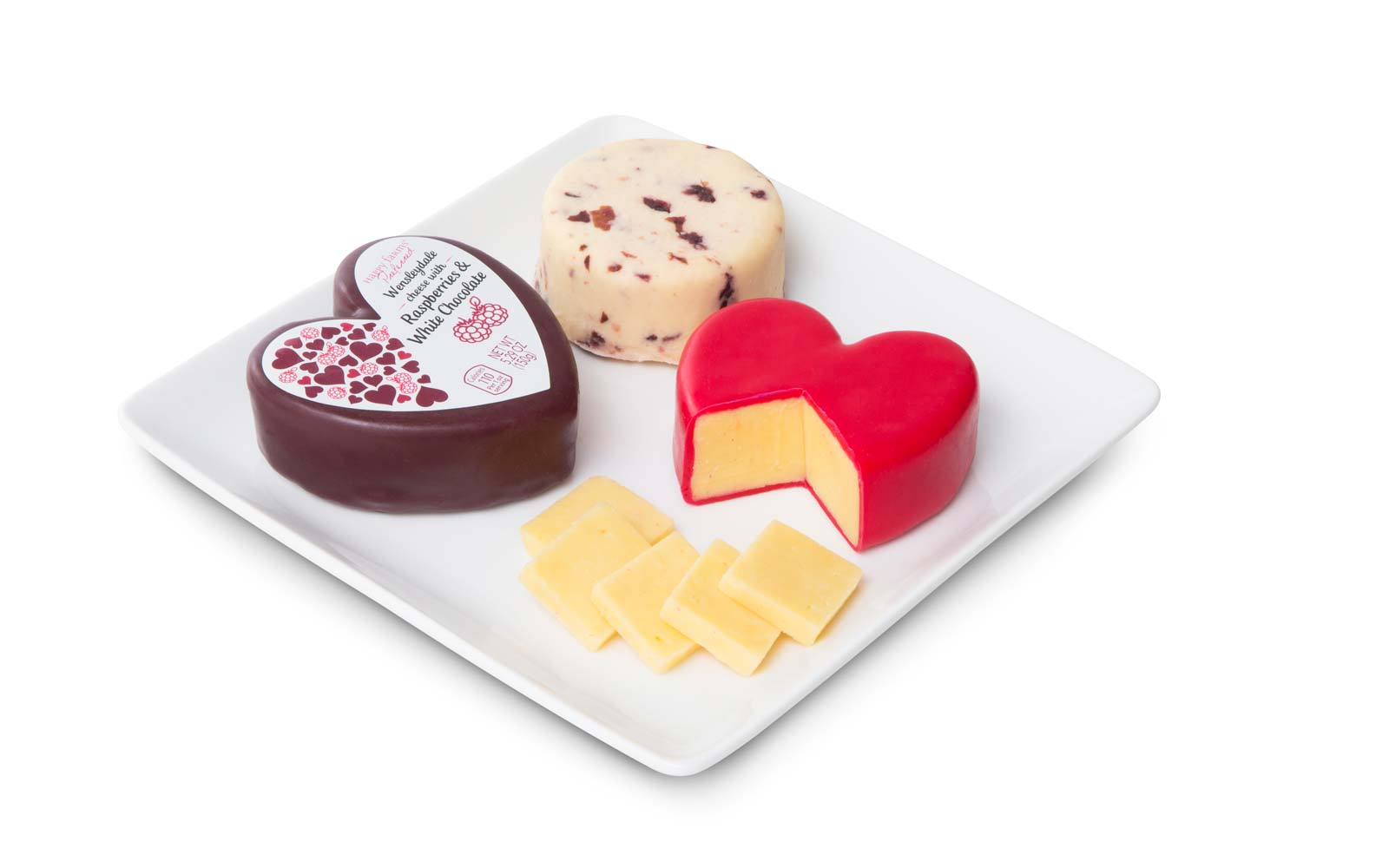 Aldi Is Releasing a Heart-shaped Cheese Box for Valentine's Day