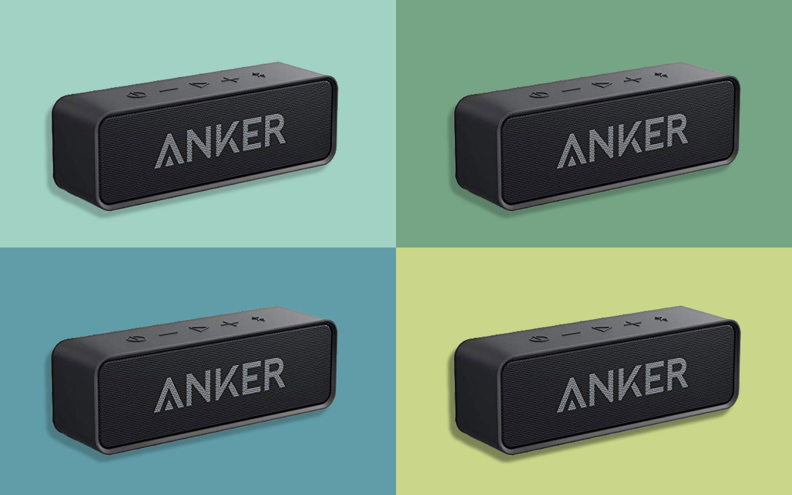 anker speaker sale on amazon