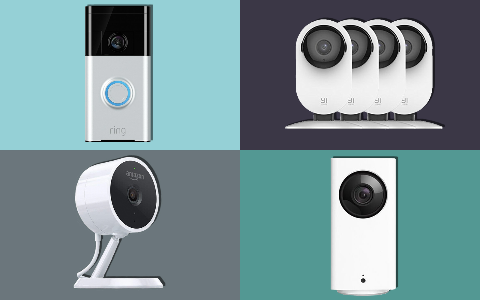 The Best Home Security Camera Systems to Protect Your Place While You're Away