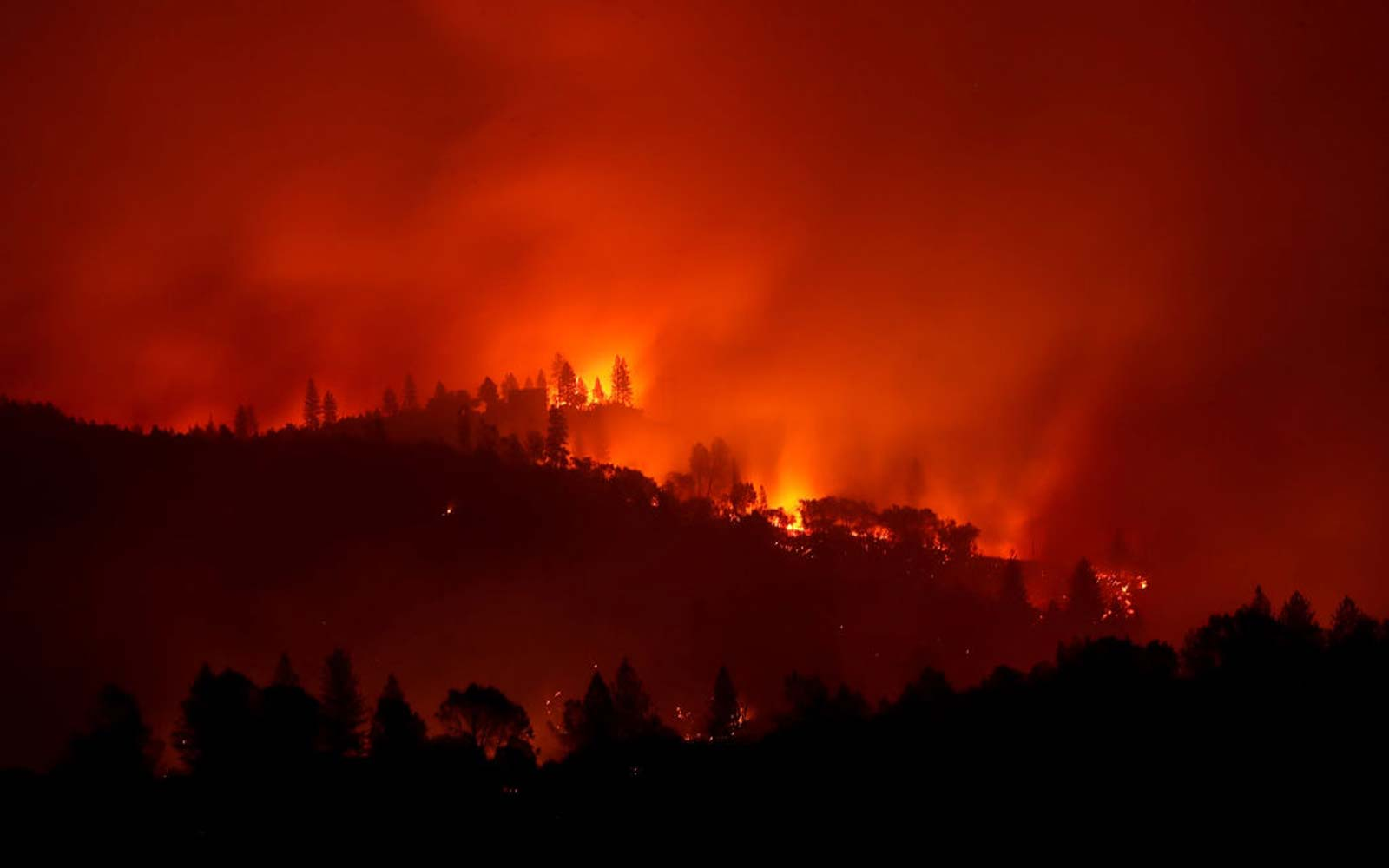 Why the Government Shutdown Is Increasing Fire Risks in California