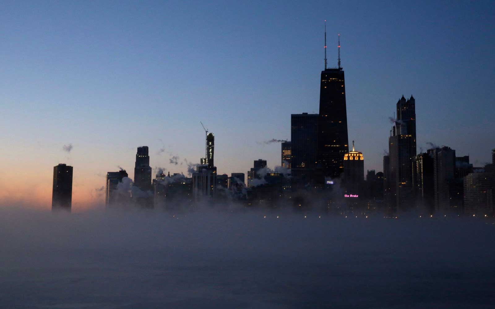 Chicago Deep Freeze