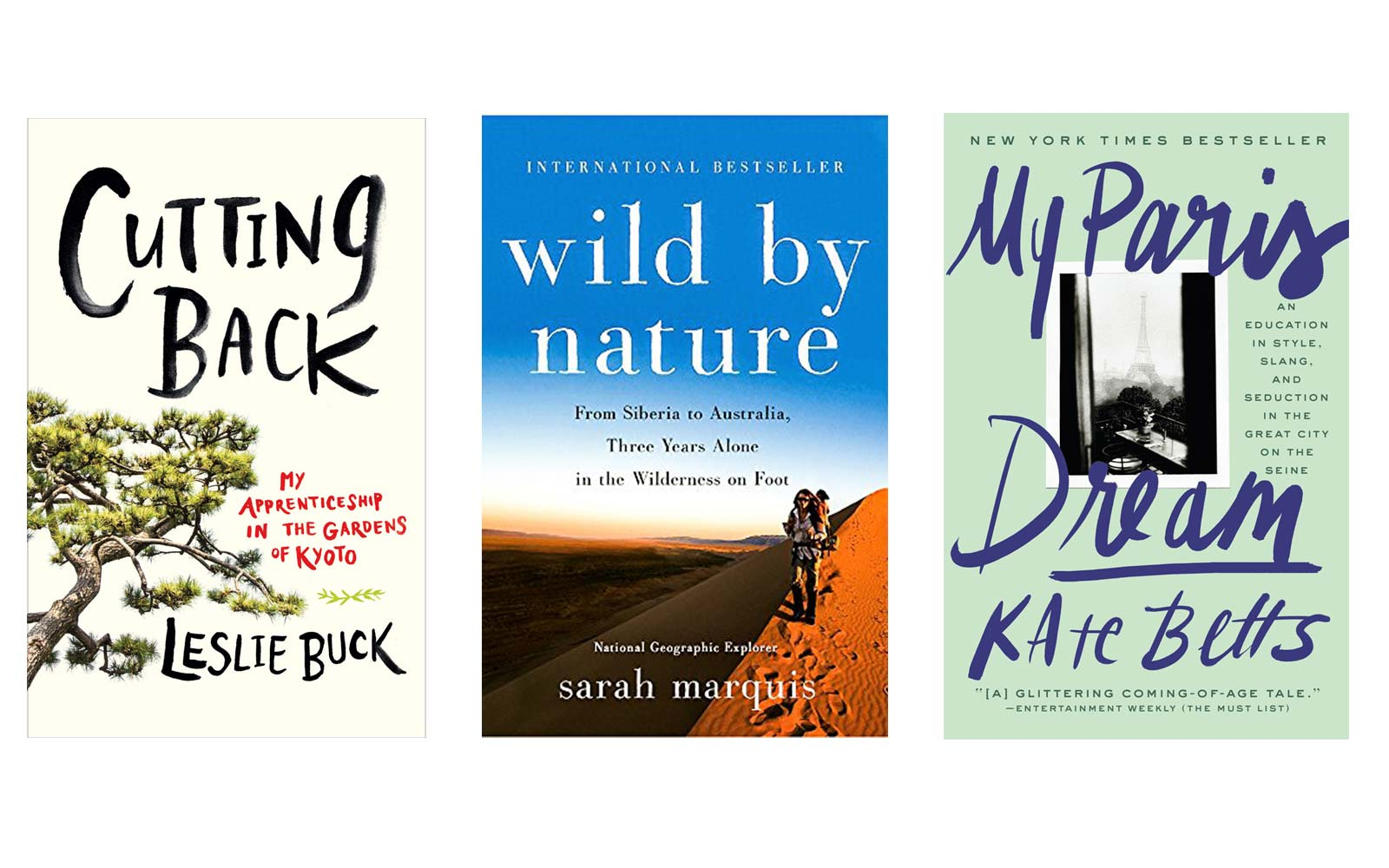 Books to read when you need a vacation