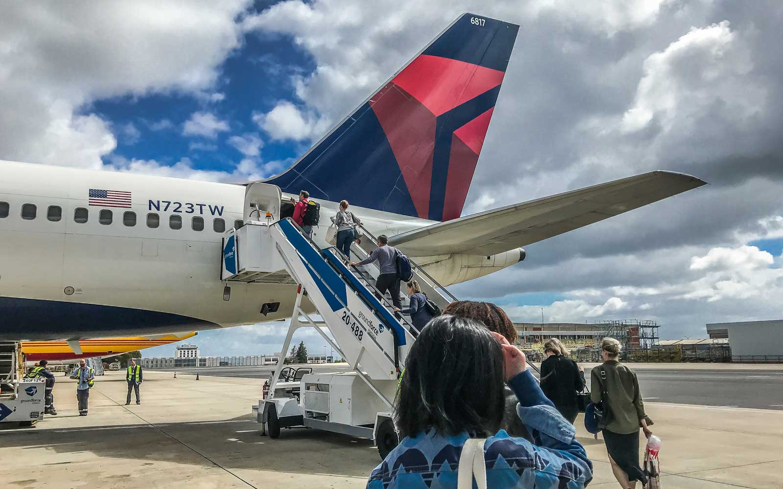 Delta Is Completely Changing the Way You Board an Airplane