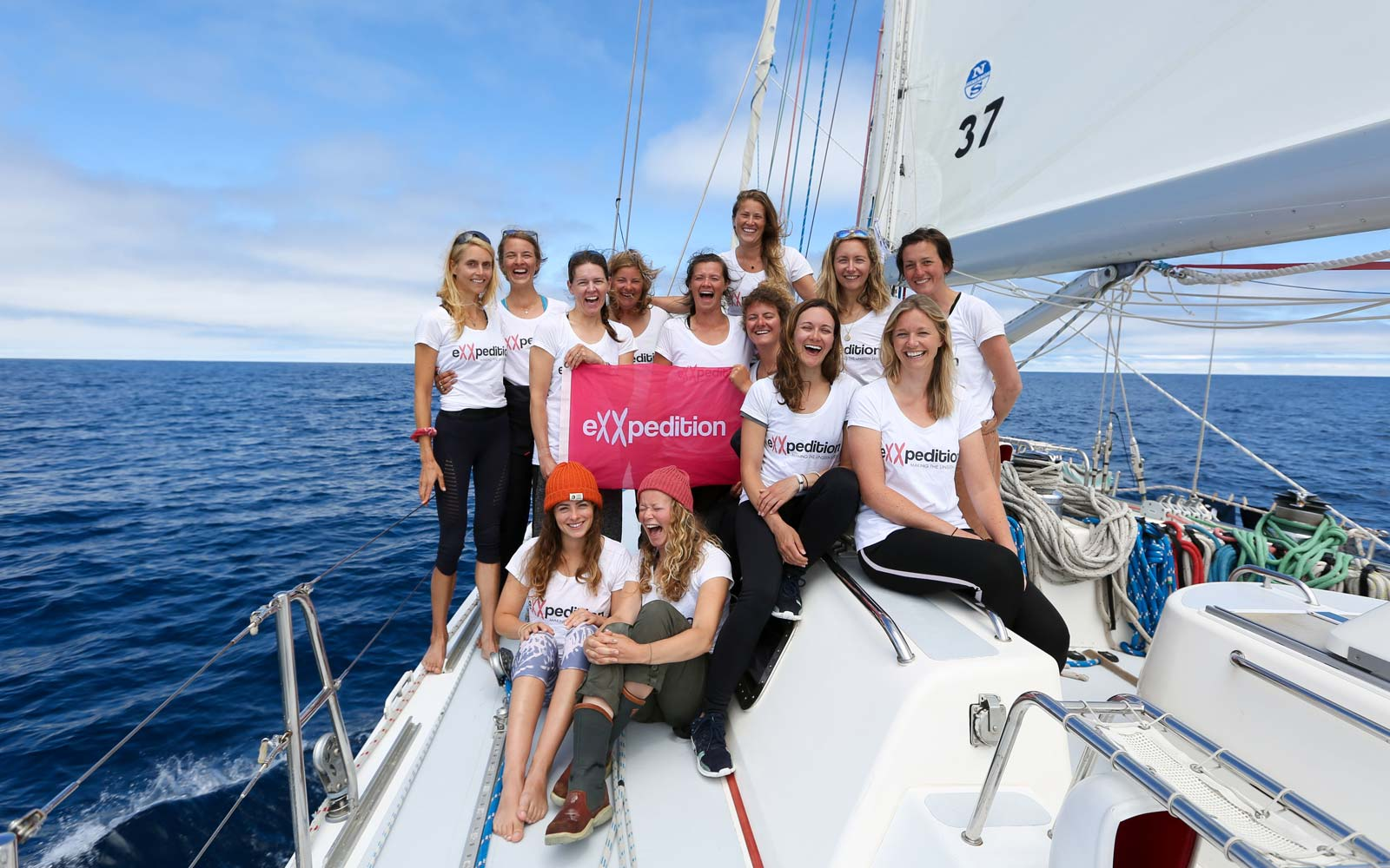 You Could Sail Around the World While Studying the Ocean on This All-female Expedition