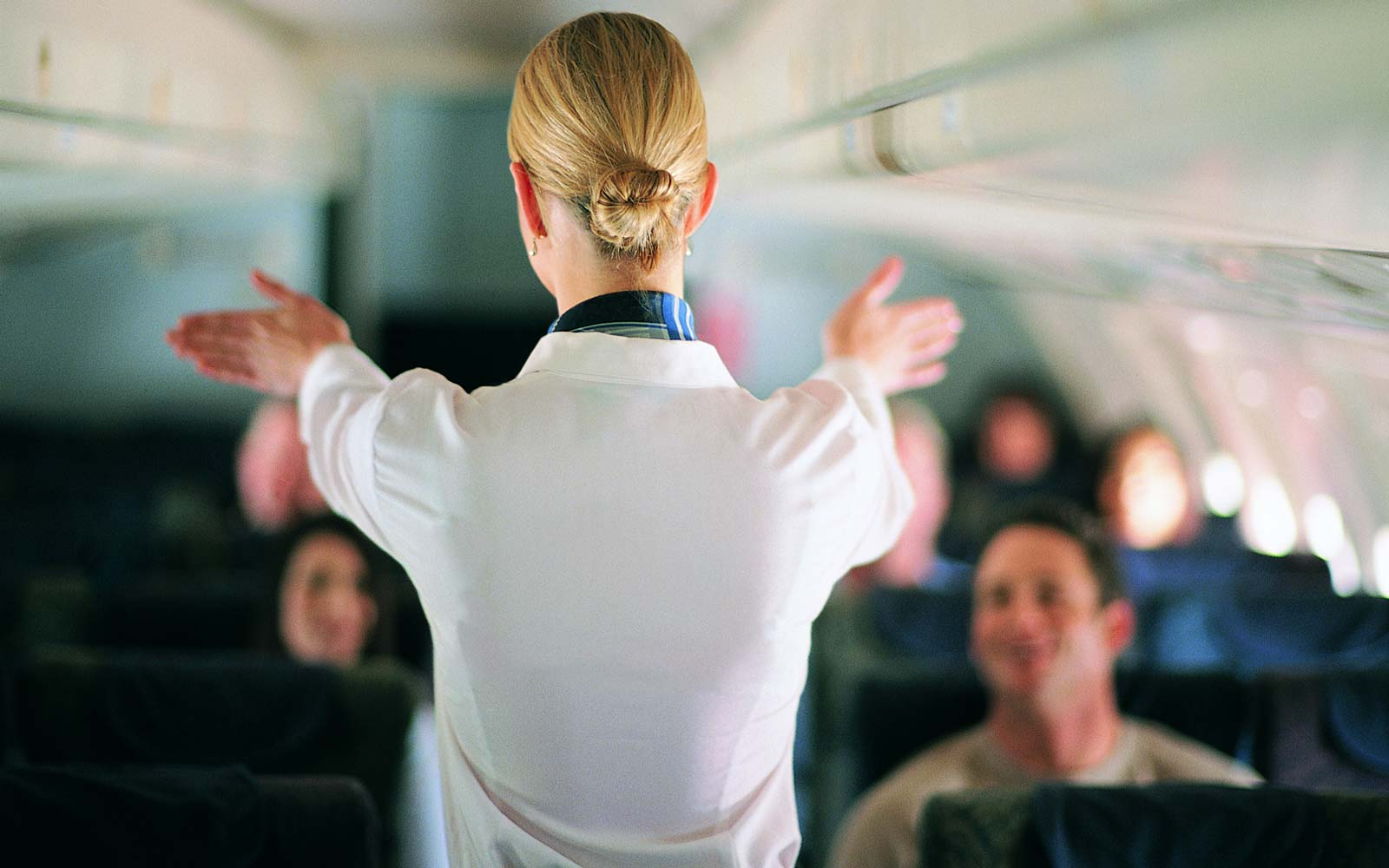 Flight Attendant Writes Powerful Open Letter to a Passenger Who Belittled Her