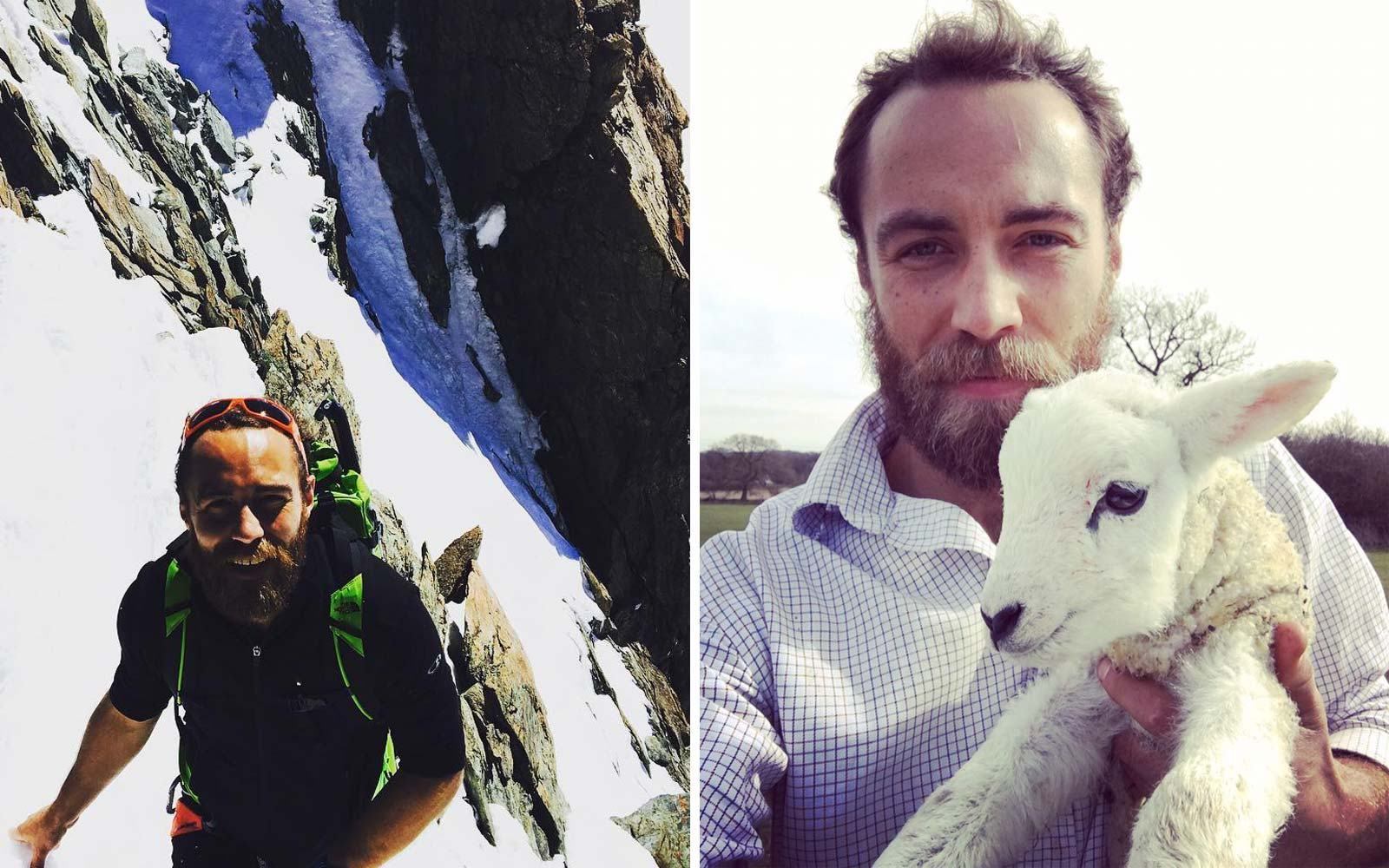 Kate Middleton's Brother, James, Just Made His Instagram Public — and It's Full of Animal and Travel Photos