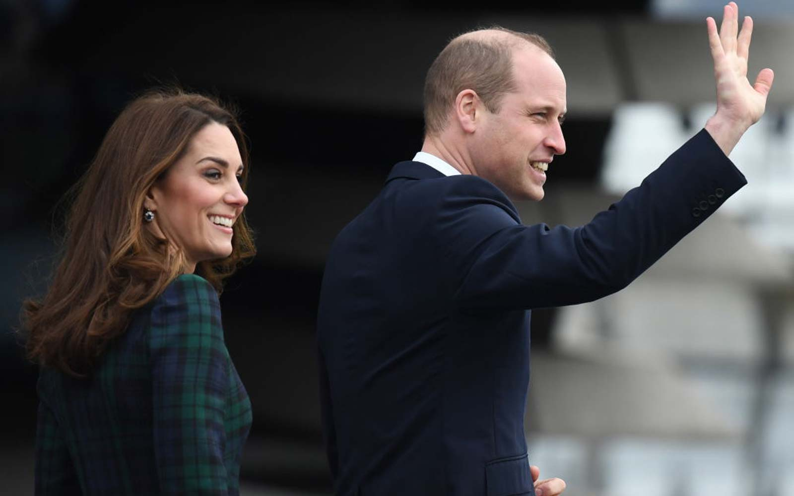 Kate Middleton and Prince William Are on a Trip to Scotland, Where They First Fell in Love