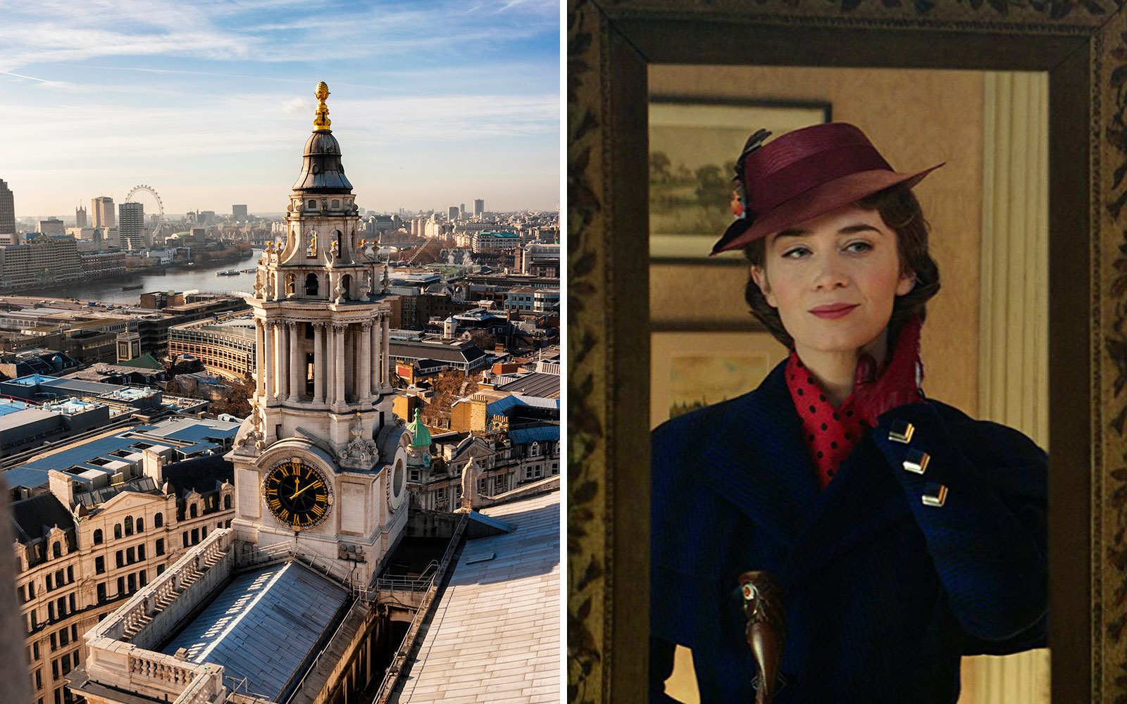 Mary Poppins guide to London