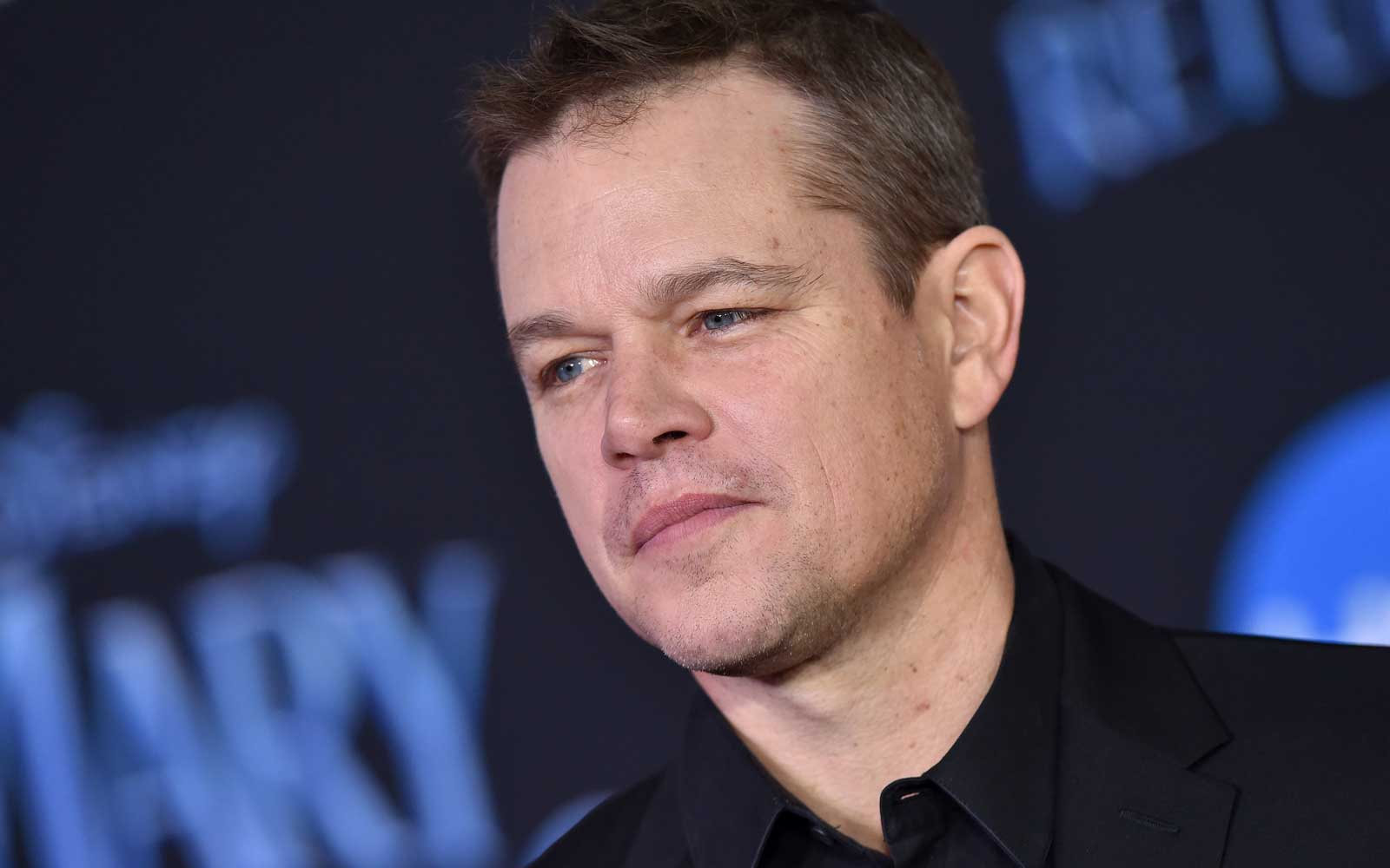 Matt Damon Had to Borrow a Suit for His Davos Speech After Swiss Air Lost His Luggage