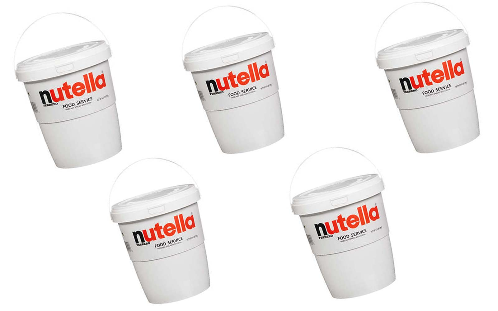 Costco Is Selling a Tub of Nutella That Weighs Almost 7 Pounds