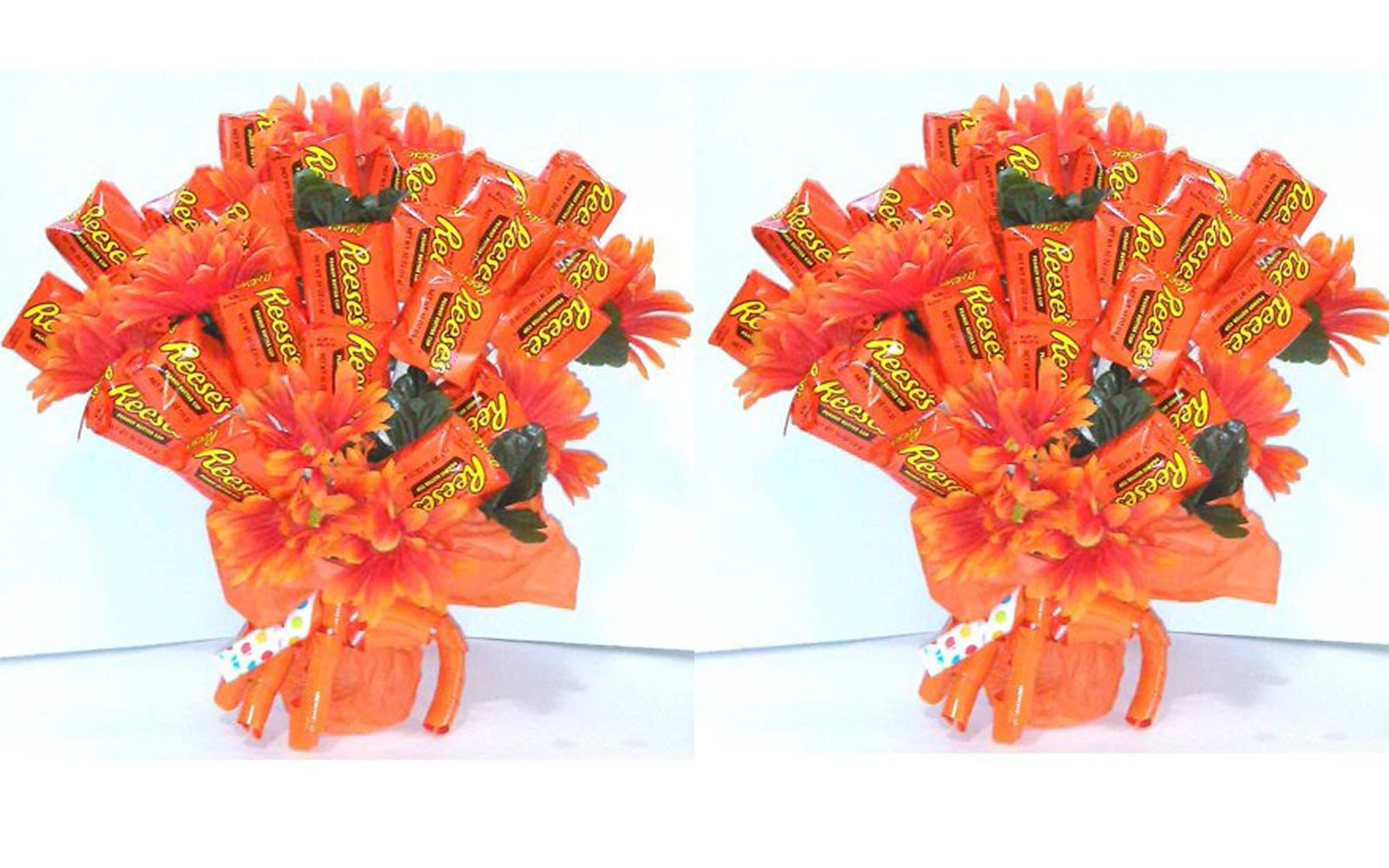 This Bouquet Made With 36 Packs of Reese's Peanut Butter Cups Is a Chocolate Lover's Dream Gift