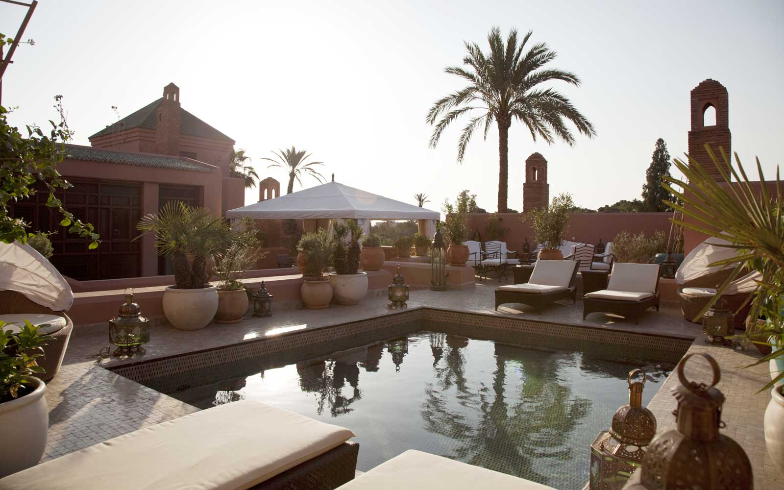 You Can Live Like Royalty at This Marrakech Hotel Dreamed up by the King of Morocco