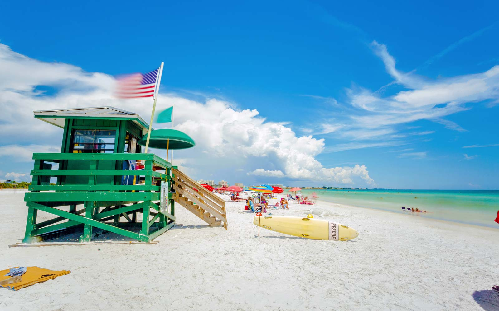 The Happiest and Healthiest Beach Towns in America
