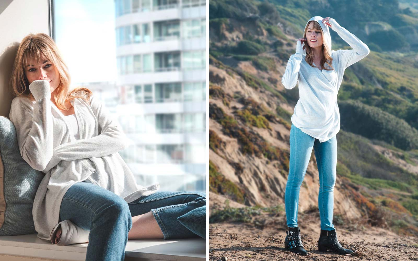 This Temperature-regulating Sweater Surpassed Its Crowdfunding Goal by 1,100%