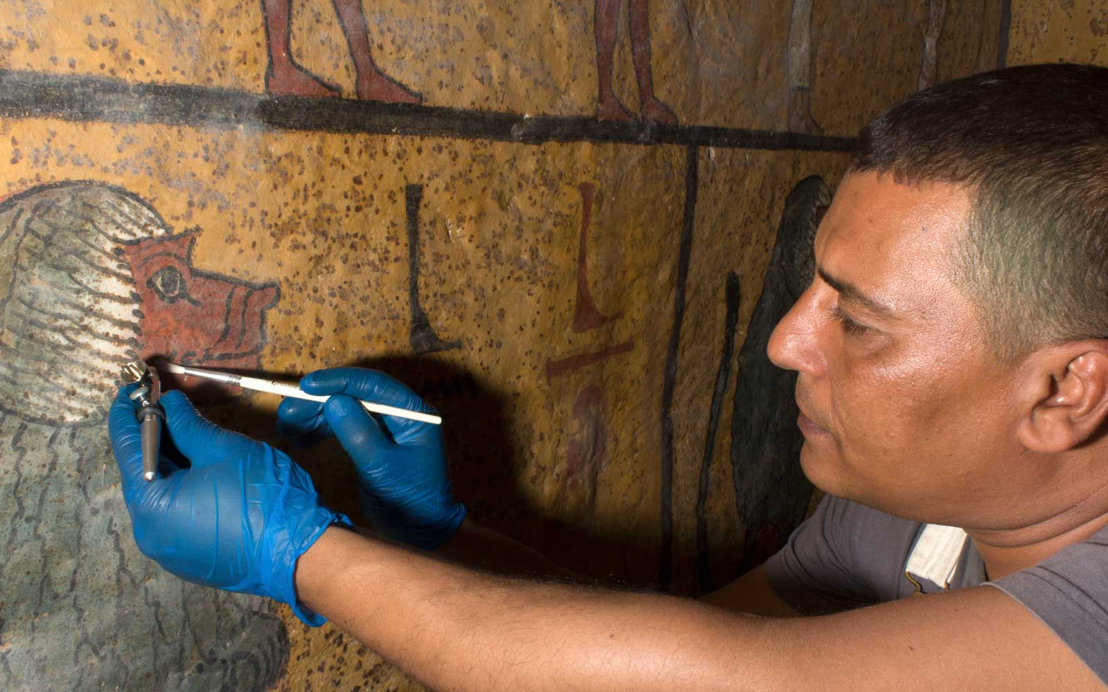 King Tut's tomb is reopening to visitors after 9 Years of restoration work — see inside