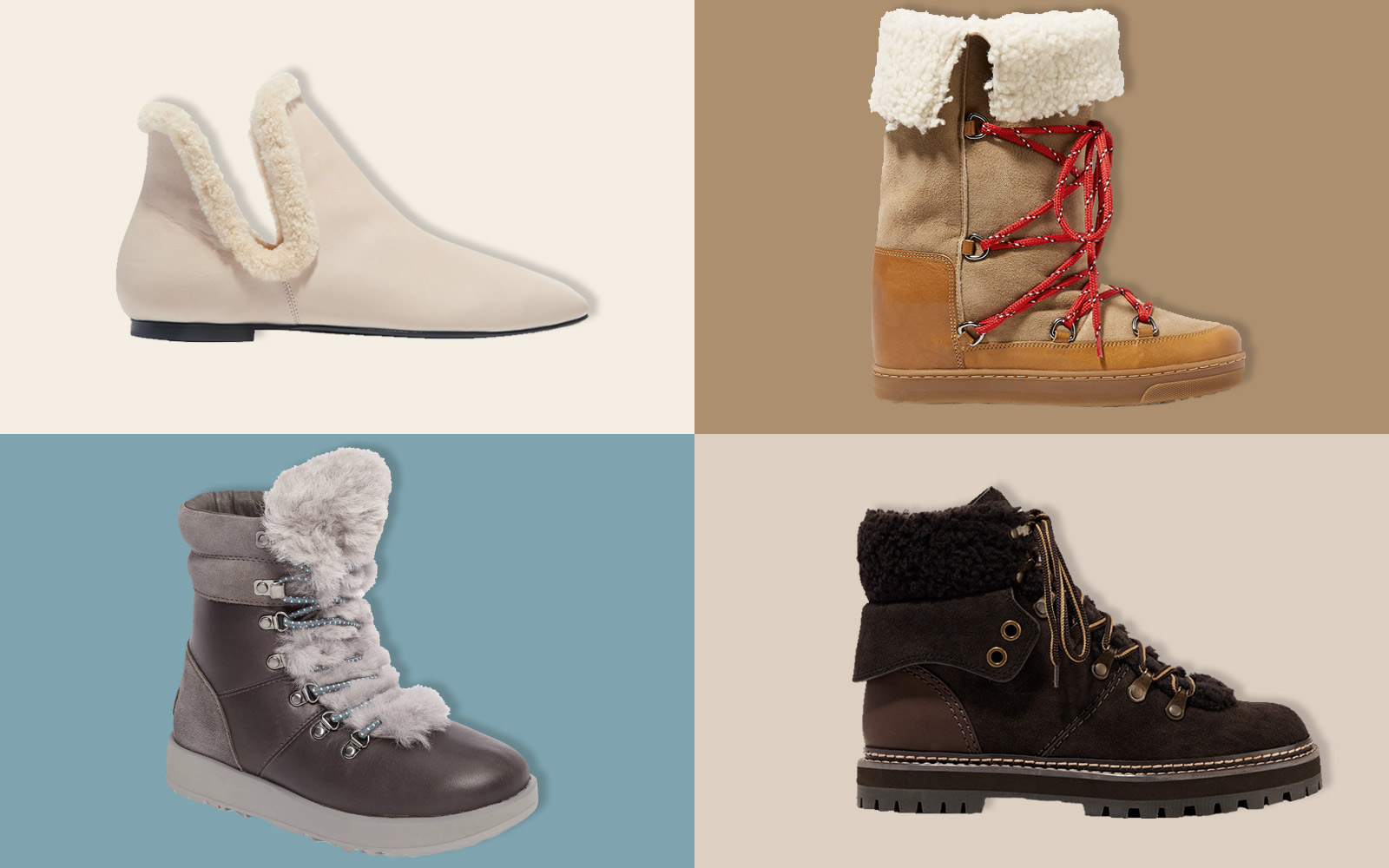 The Best Women's Winter Fashion Boots