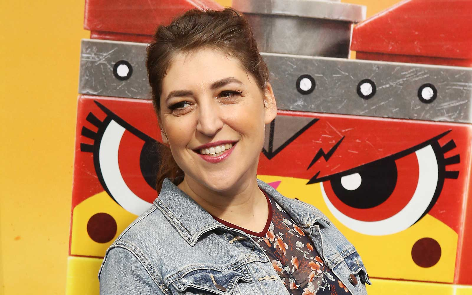 Mayim Blalik of Big Bang Theory