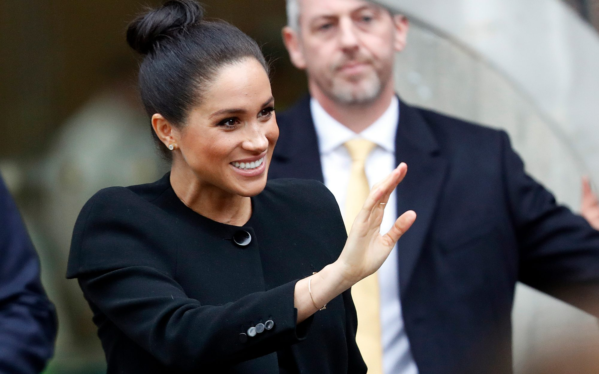 Meghan Markle Just Made a Surprise Trip to New York City