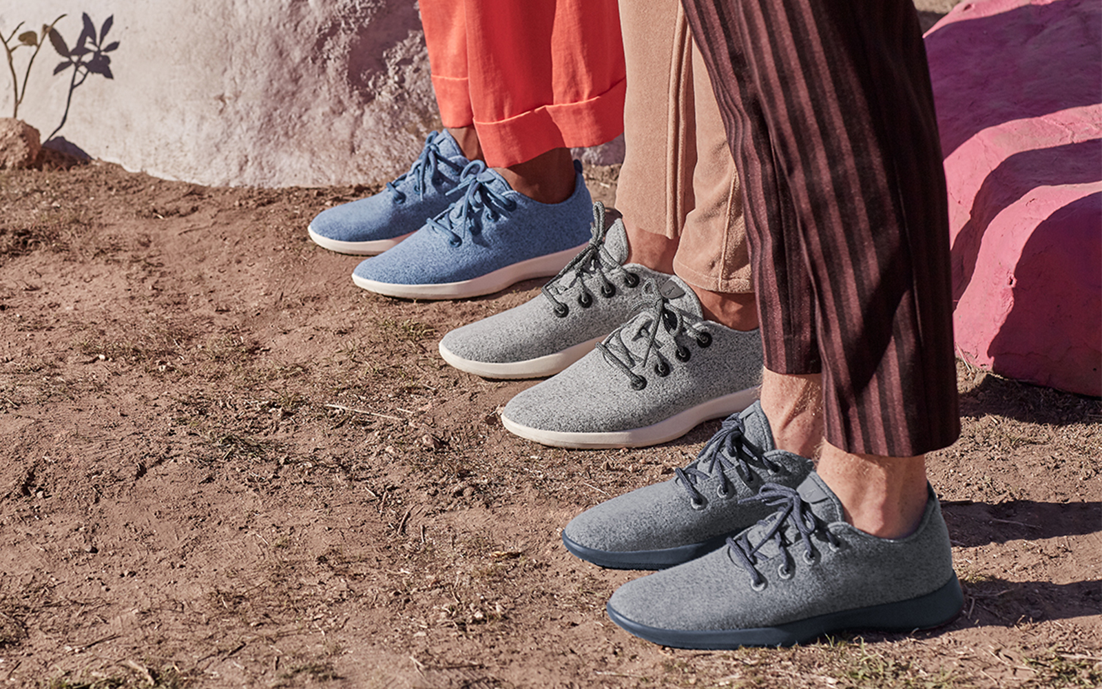 Allbirds' Cult-favorite Comfy Sneakers Now Come in 8 New Colors for Spring