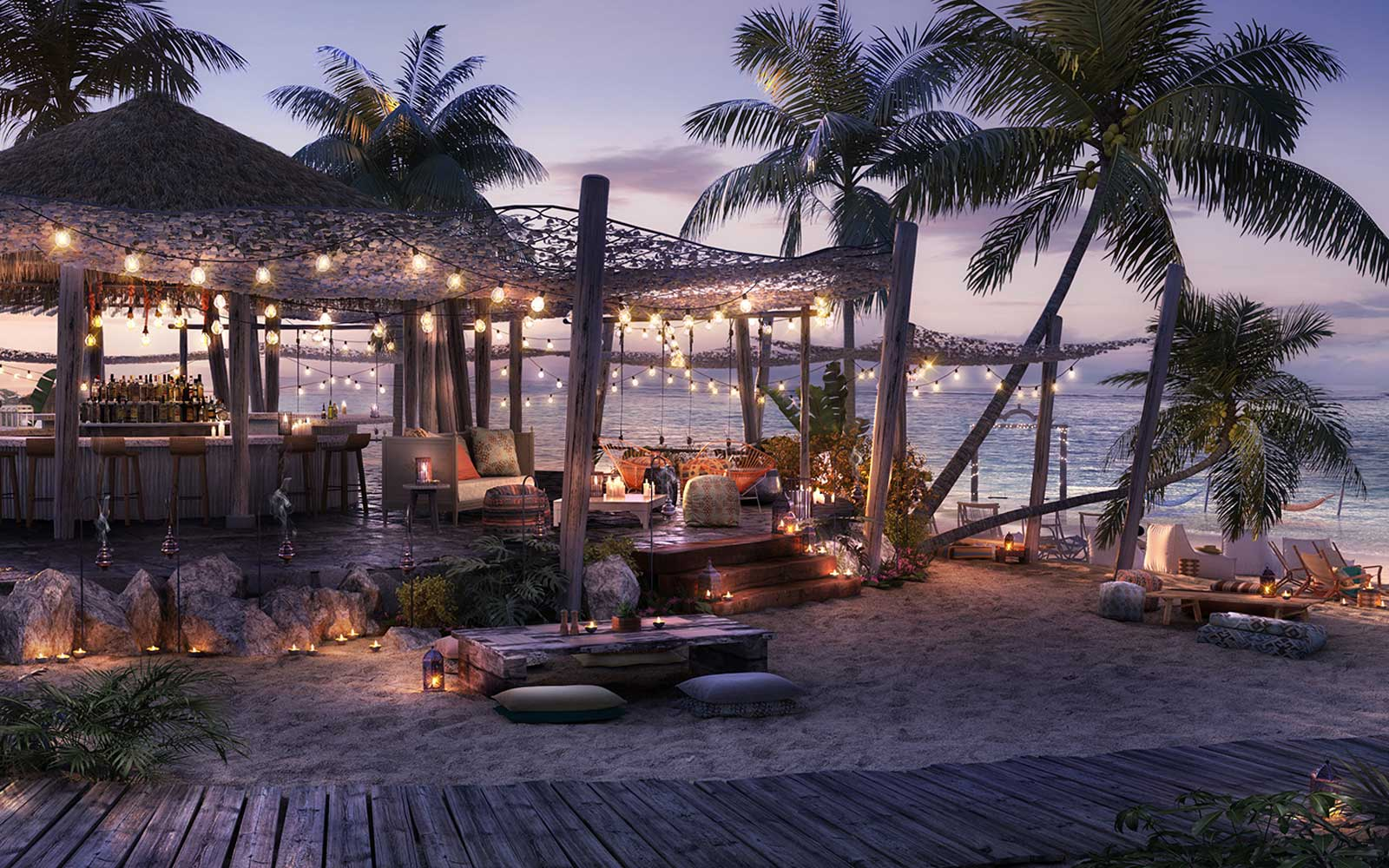 Virgin Voyages Wants to Build a Party Scene in the Bahamas to Rival Ibiza