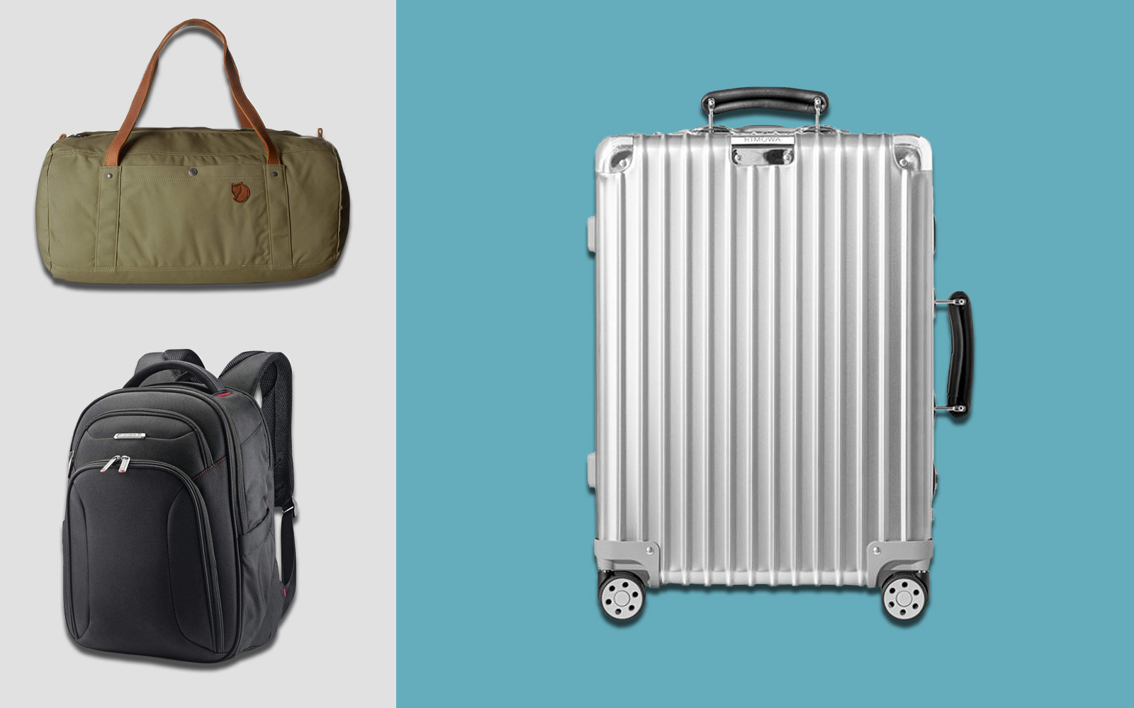 The Most Durable Carry-on and Checked Luggage