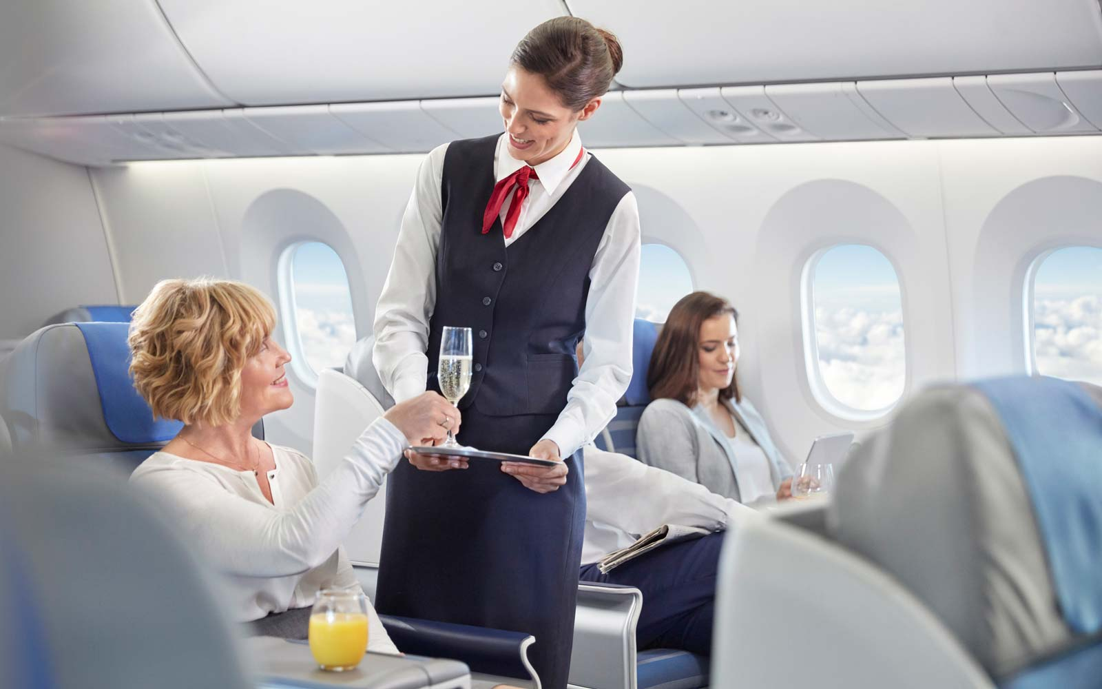 Airline Sommeliers Reveal the Secrets to Serving — and Drinking — Wine 30,000 Feet in the Air