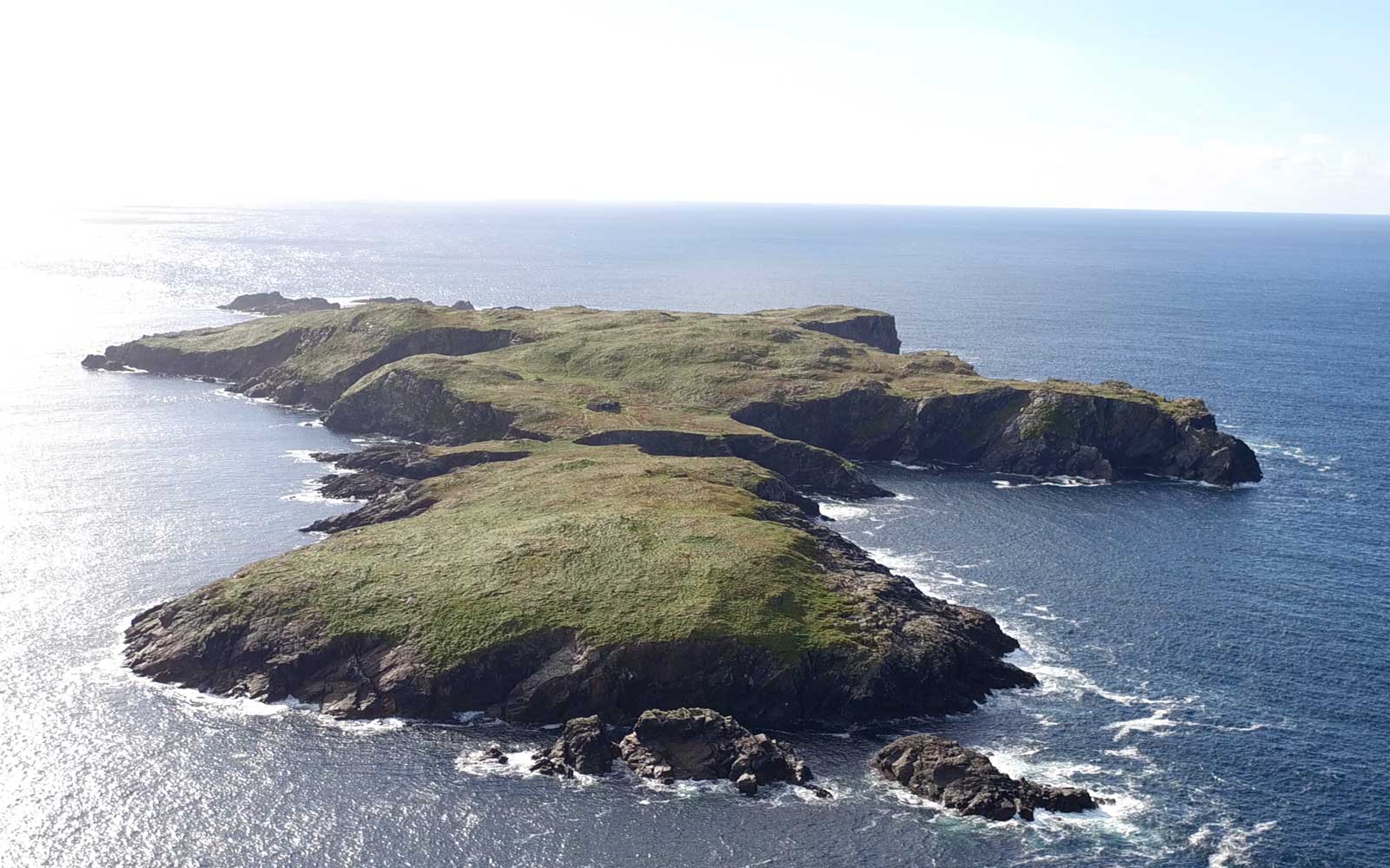 Live Out Your Emerald Fantasies on This Private Island for Sale in Ireland for $1.4 Million