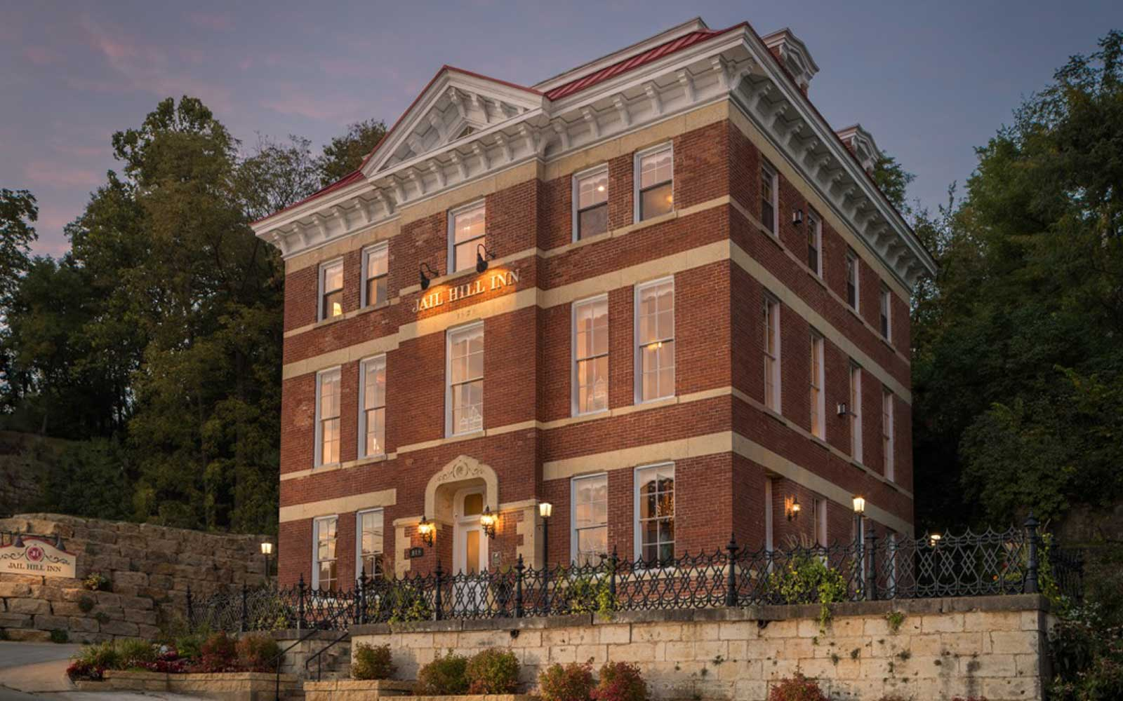 This Former County Jail Is the Best Bed and Breakfast in the U.S., According to TripAdvisor