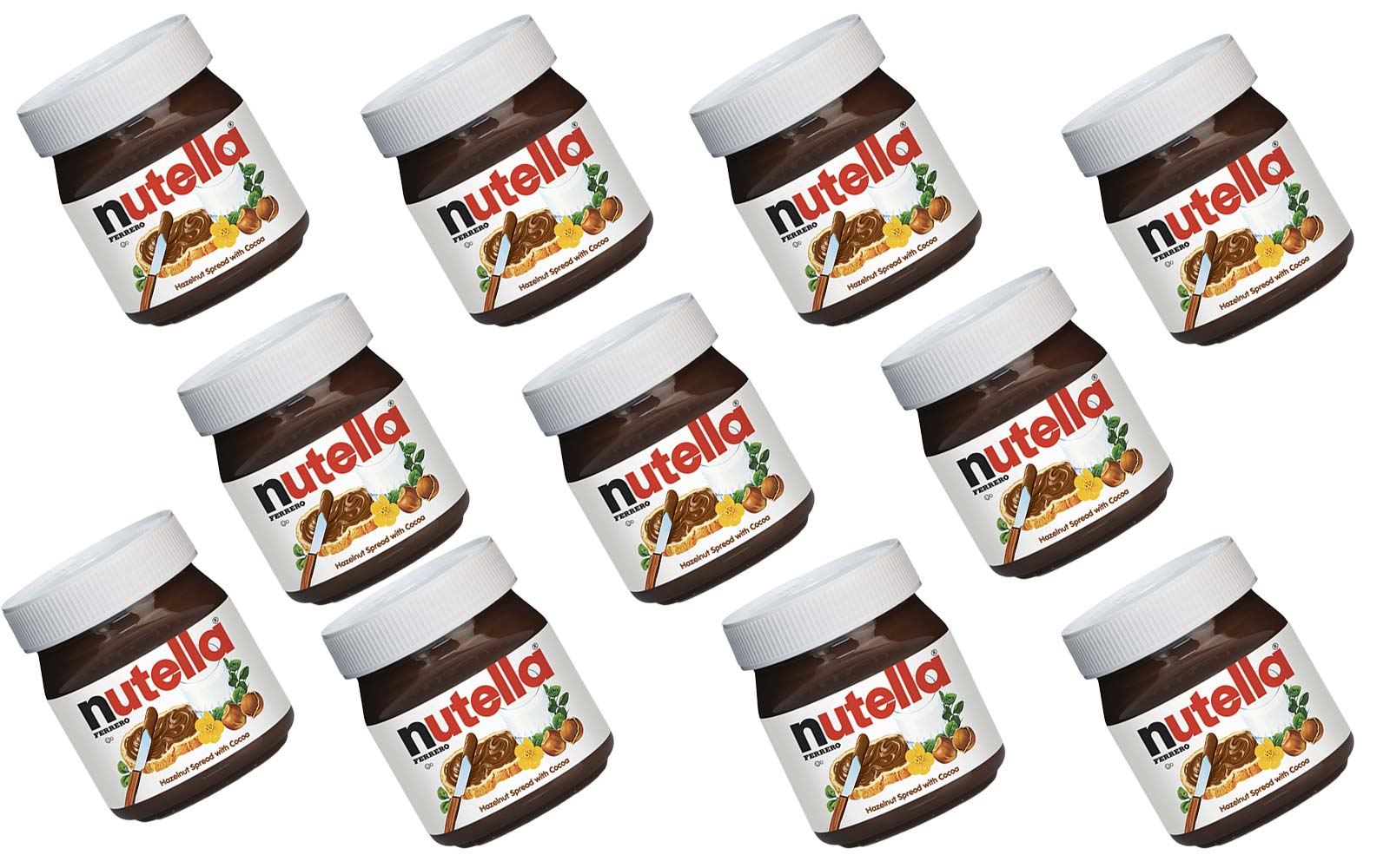 Nutella Is About to Give Away Hundreds of Jars for Free — Here's How to Get One