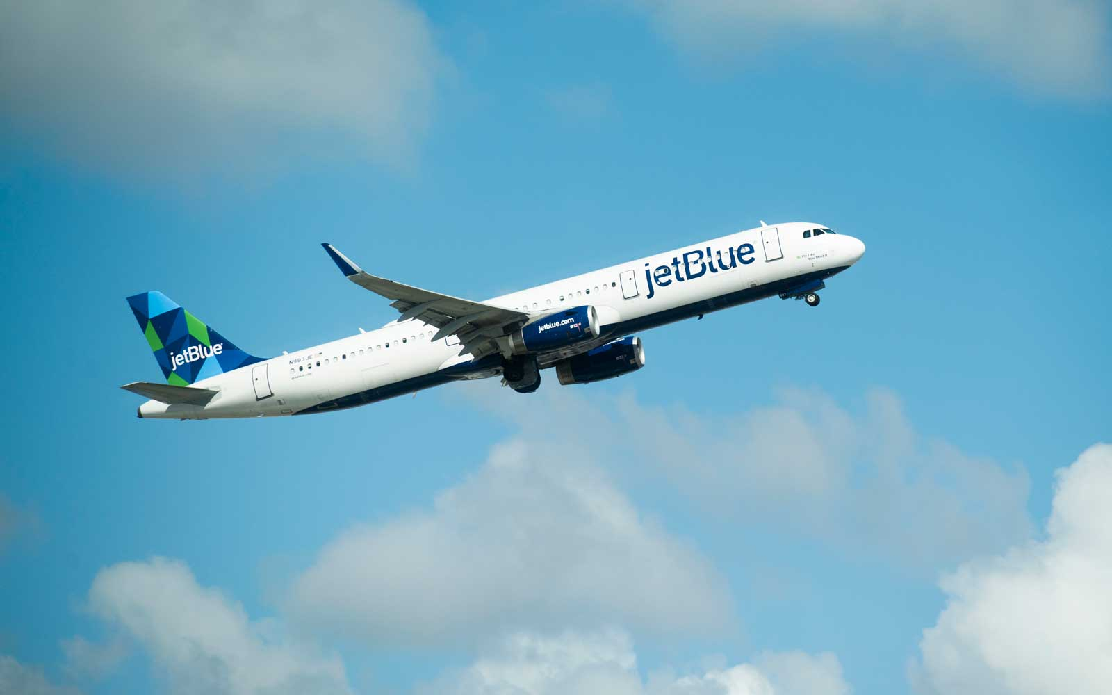 JetBlue Airways Plane Named After Baby