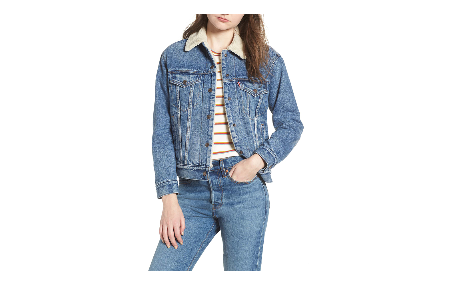 e489e4a731cd The Best Denim Jackets for Women