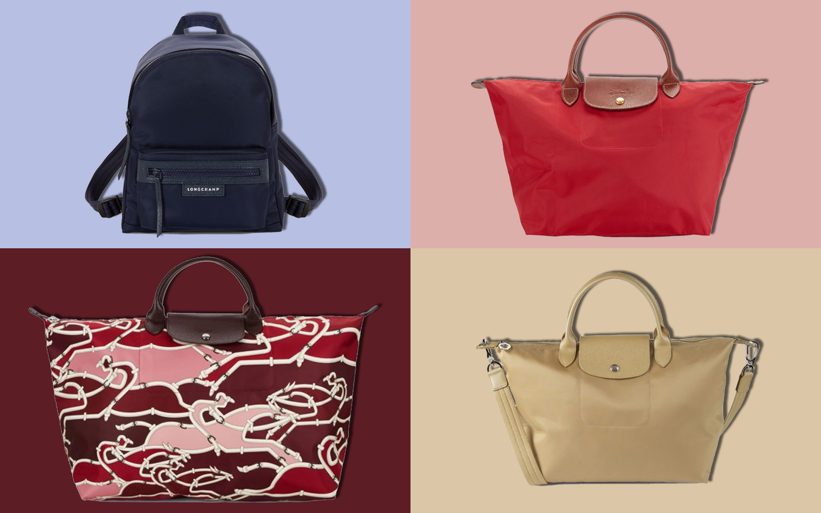 Every Longchamp Bag You Could Ever Need Is on Sale Right Now