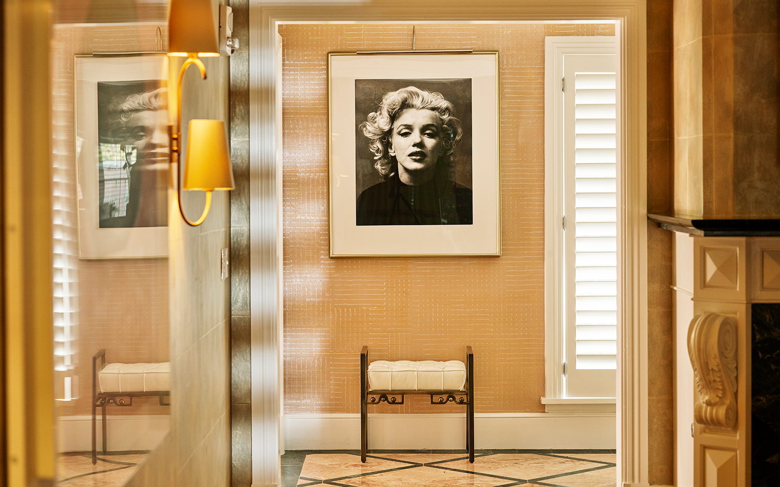 This Marilyn Monroe-themed Bungalow Lets You Experience Beverly Hills Her Way