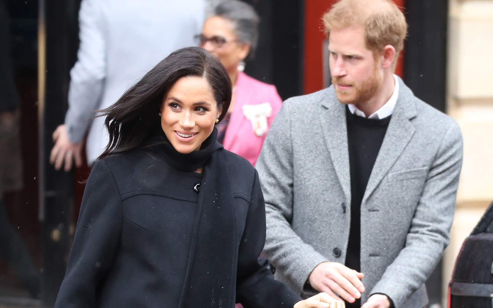 Where to Get Meghan Markle's Gorgeous Green Statement Boots