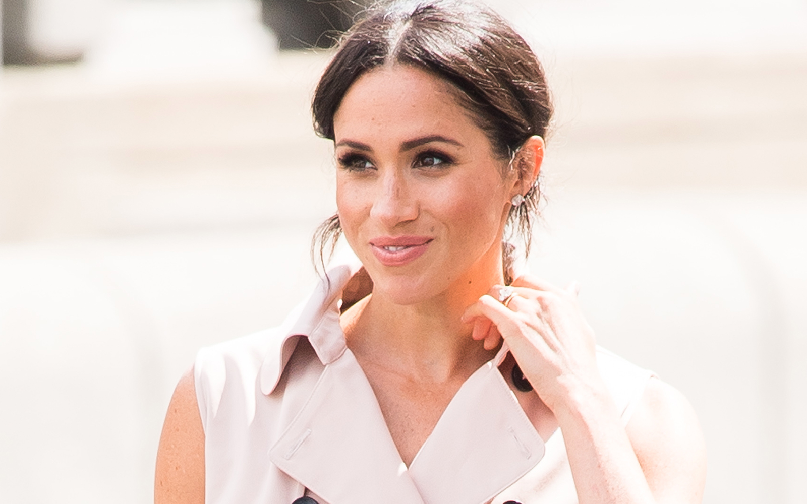 Meghan Markle's Favorite Shoe Brand Is Having a Huge Sale Right Now — and Her Flats Are Back in Stock