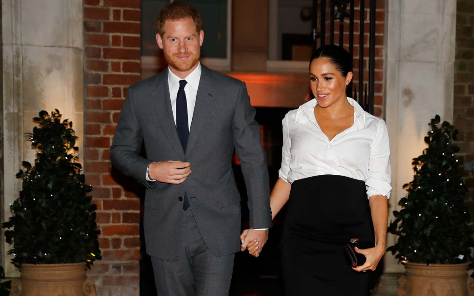 Meghan Markle and Prince Harry Just Announced Their Next Big Trip